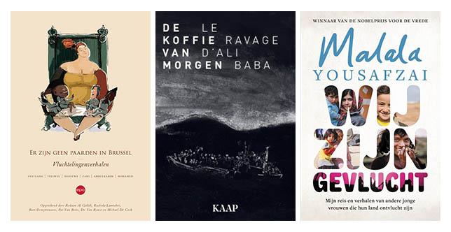 Vluchtelingenverhalen: boeken over vluchtelingen