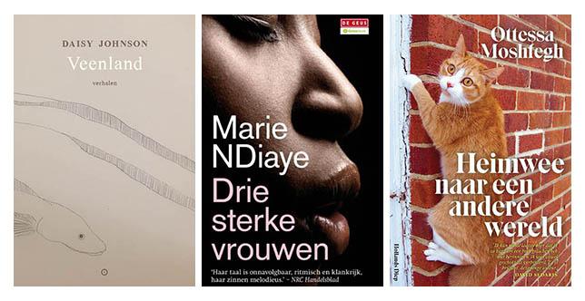 Week van het Korte Verhaal - verhalenbundels
