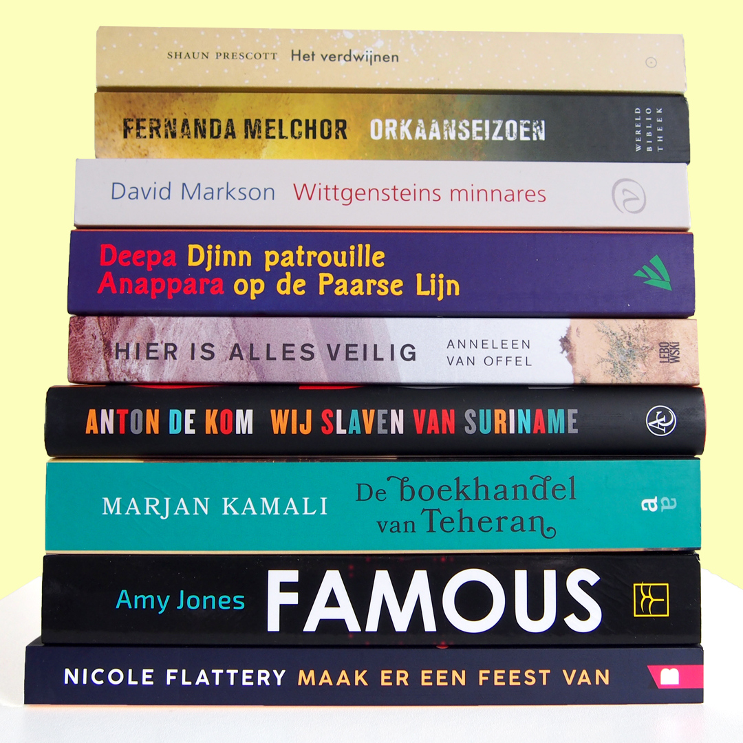 Nieuwe boeken feb 2020