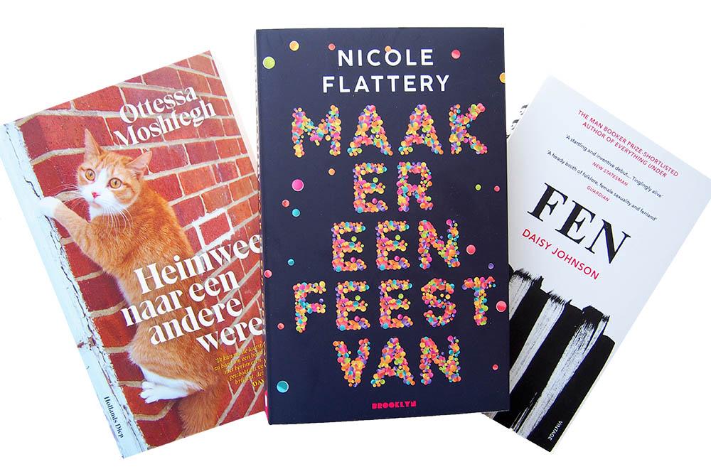 Maak er een feest van - Nicole Flattery