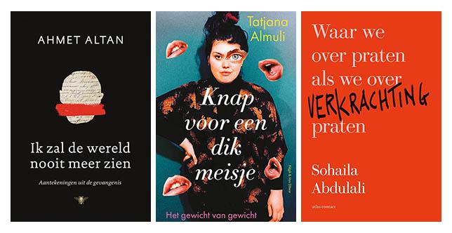 Boekenweek 2020: rebelse boeken
