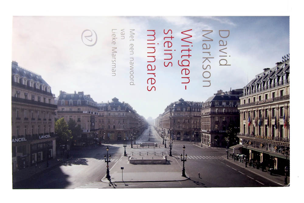 Wittgensteins minnares - David Markson