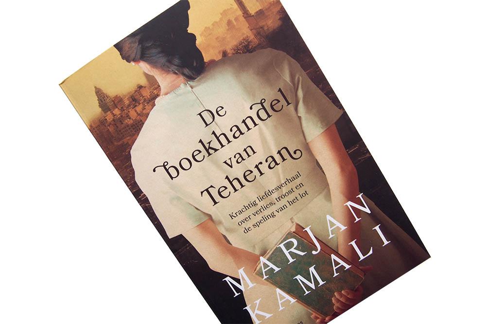 De boekhandel van Teheran - Marjan Kamali