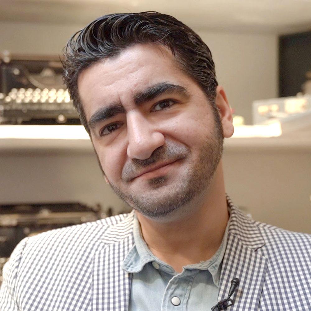 """Murat Isik: """"Ik wil de stemlozen een stem geven"""""""