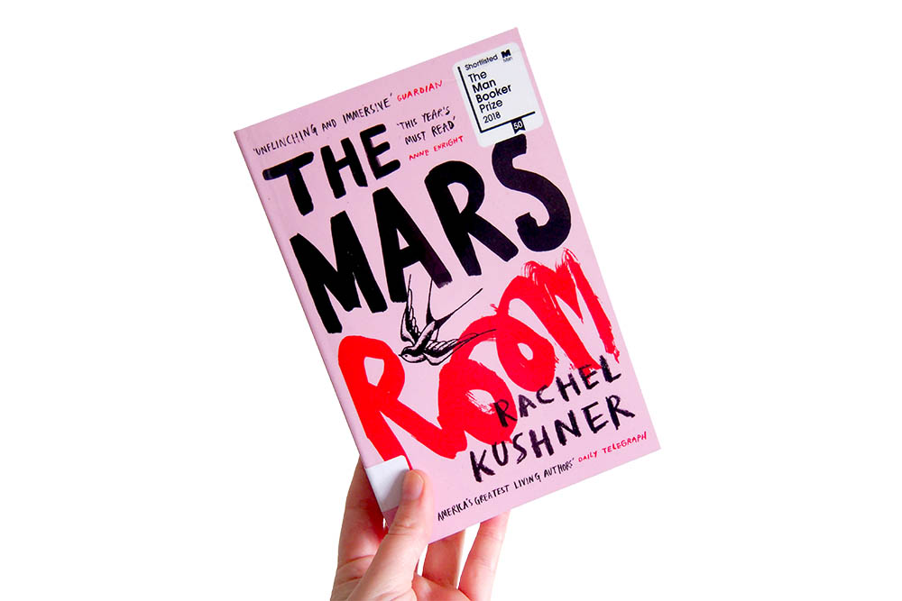The Mars Room - Club Mars - Rachel Kushner