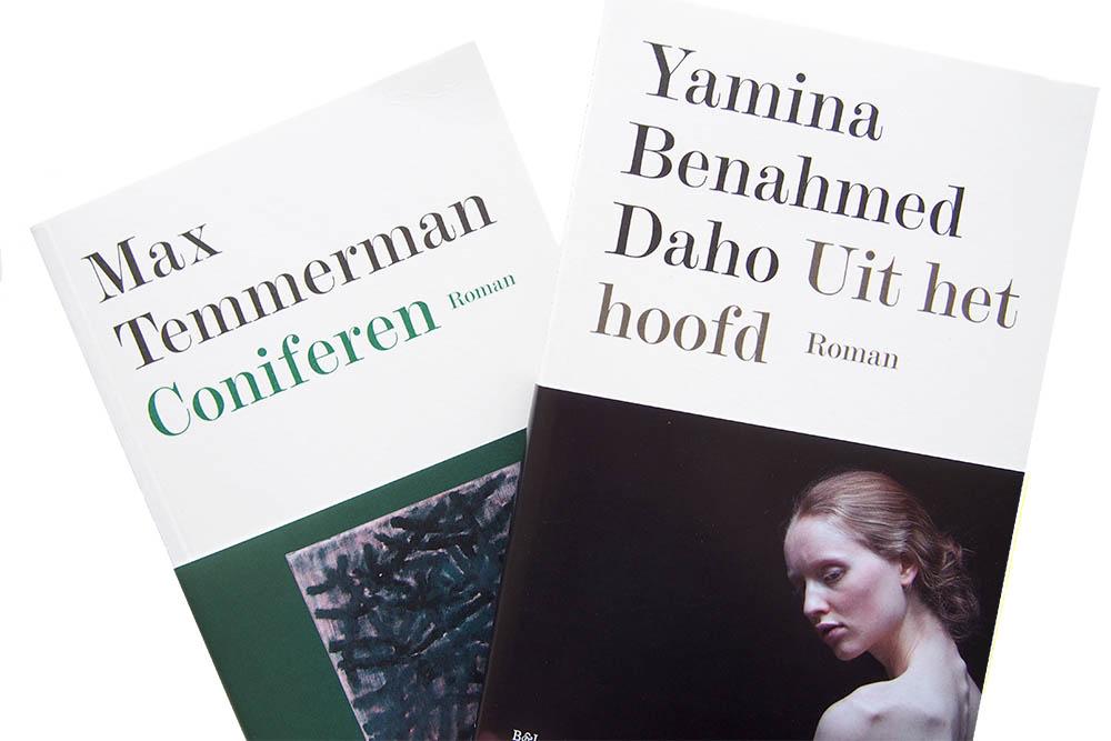 Uit het hoofd - Yamina Benahmed Daho