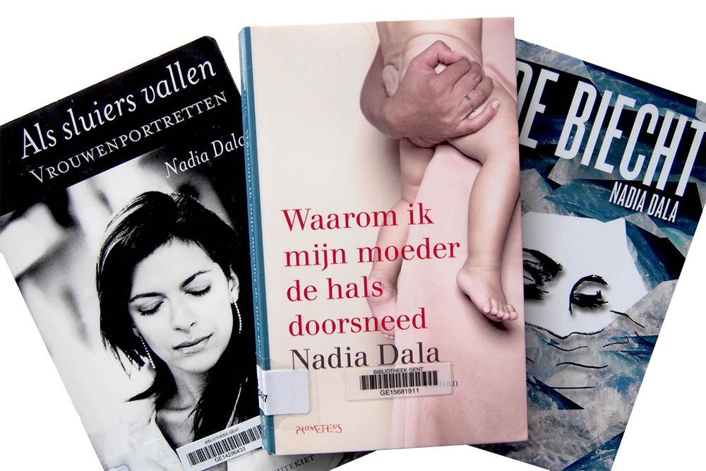 Waarom ik mijn moeder de hals doorsneed - Nadia Dala