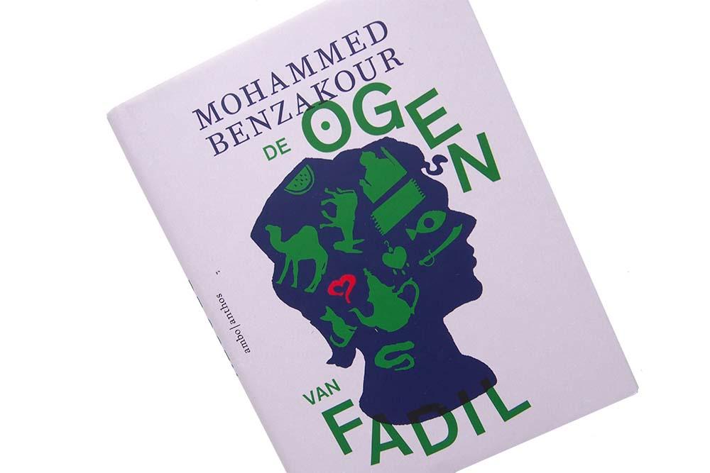 De ogen van Fadil - Mohammed Benzakour