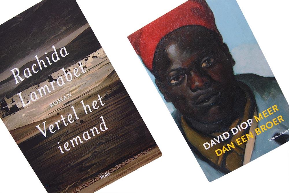 Meer dan een broer - David Diop